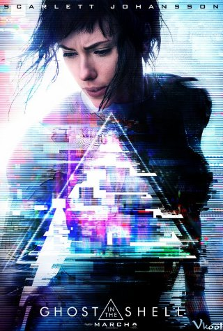 Phim Vỏ Bọc Ma - Ghost In The Shell (2017)