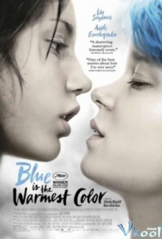 Phim Màu Xanh Nồng Ấm - Blue Is The Warmest Color (2013)