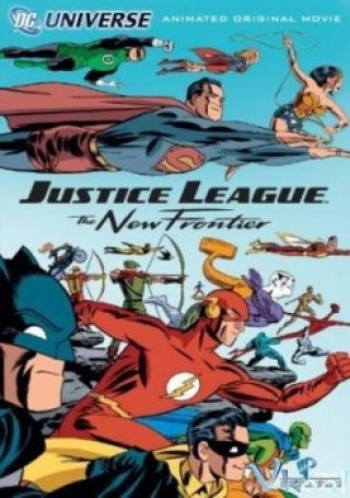 Biên Giới Mới - Justice League: The New Frontier (2009)
