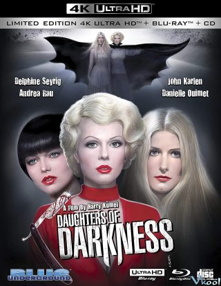 Con Gái Của Bóng Tối - Daughters Of Darkness (1971)