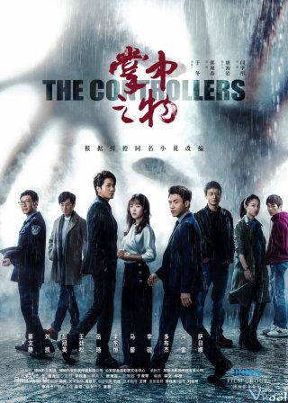Phim Vật Trong Tay - The Controllers (2021)