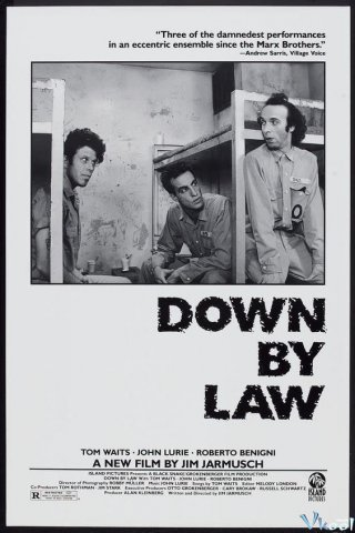 Trốn Tù - Down By Law (1986)