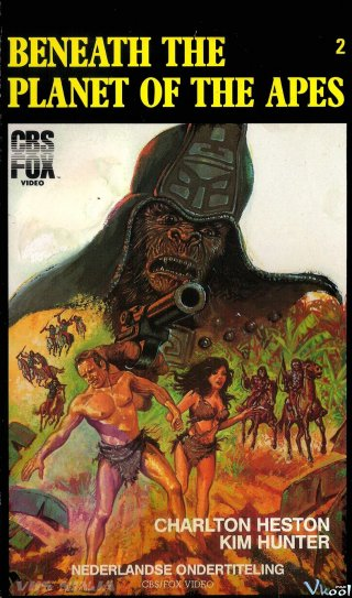 Phim Hành Tinh Khỉ 2 - Beneath The Planet Of The Apes (1970)