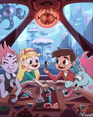 Star Vs. The Forces Of Evil 4 - Star Vs. The Forces Of Evil Season 4 (2019)