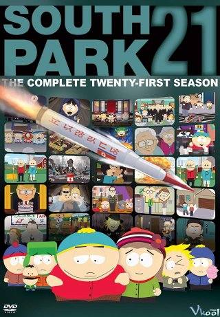 Thị Trấn South Park 21 - South Park Season 21 (2017)