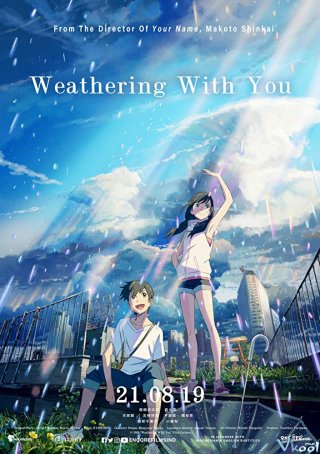 Phim Đứa Con Của Thời Tiết - Weathering With You (2019)