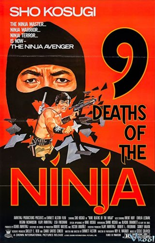 9 Cái Chết Của Ninja - Nine Deaths Of The Ninja (1985)