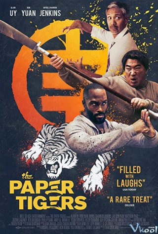 Hổ Giấy - The Paper Tigers (2020)
