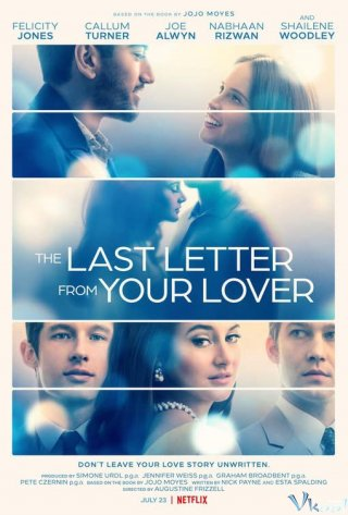 Phim Bức Thư Tình Cuối - The Last Letter From Your Lover (2021)
