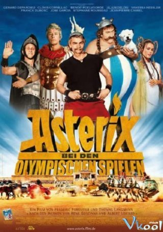Asterix Ở Thế Vận Hội Olympic - Asterix At The Olympic Games (2008)