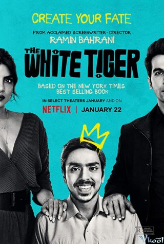 Cọp Trắng - The White Tiger (2021)
