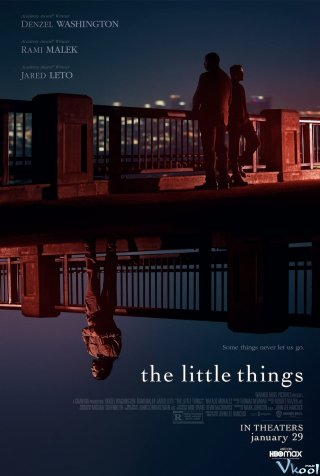 Manh Mối Nhỏ Nhặt - The Little Things (2021)